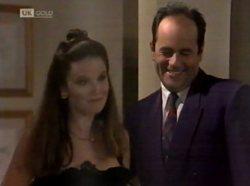 Julie Martin, Philip Martin in Neighbours Episode 2139