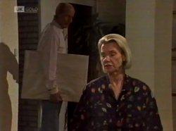 Len Mangel, Helen Daniels in Neighbours Episode 2139