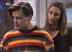 Rick Alessi, Sally Pritchard in Neighbours Episode 2140