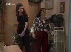 Gaby Willis, Pam Willis in Neighbours Episode 2140