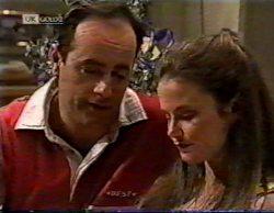 Philip Martin, Julie Martin in Neighbours Episode 2141