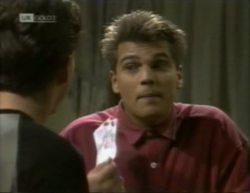 Michael Martin, Mark Gottlieb in Neighbours Episode 2142