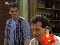 Mark Gottlieb, Dave Gottlieb in Neighbours Episode 2166