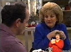 Philip Martin, Cheryl Stark in Neighbours Episode 2166