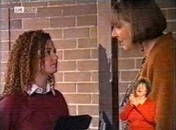 Cody Willis, Anne Teschendorff in Neighbours Episode 2166
