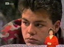 Michael Martin in Neighbours Episode 2166