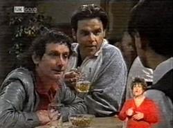 in Neighbours Episode 2166