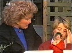 Cheryl Stark, Danni Stark in Neighbours Episode 2166