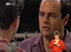 Michael Martin, Philip Martin in Neighbours Episode 2166