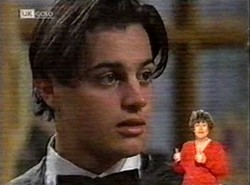 Rick Alessi in Neighbours Episode 2166