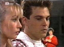 Annalise Hartman, Mark Gottlieb in Neighbours Episode 2167