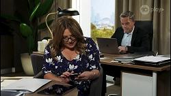 Terese Willis, Paul Robinson in Neighbours Episode 8553