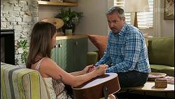Bea Nilsson, Karl Kennedy in Neighbours Episode 8553