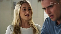 Roxy Willis, Kyle Canning in Neighbours Episode 8553