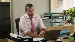 Toadie Rebecchi in Neighbours Episode 8553