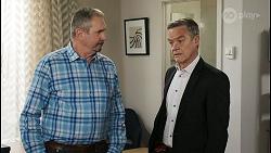 Karl Kennedy, Paul Robinson in Neighbours Episode 8553