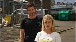 Ned Willis, Roxy Willis in Neighbours Episode 8553