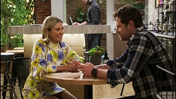 Amy Greenwood, Shane Rebecchi in Neighbours Episode 8554