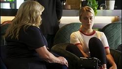 Sheila Canning, Roxy Willis in Neighbours Episode 8554