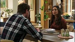 Shane Rebecchi, Dipi Rebecchi in Neighbours Episode 8554