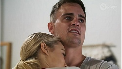 Roxy Willis, Kyle Canning in Neighbours Episode 8554