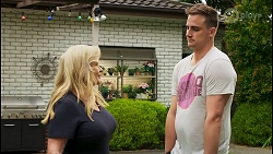 Sheila Canning, Kyle Canning in Neighbours Episode 8554