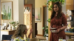 Amy Greenwood, Dipi Rebecchi in Neighbours Episode 8554