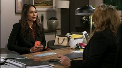 Dipi Rebecchi, Terese Willis in Neighbours Episode 8554