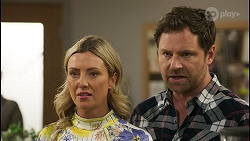 Amy Greenwood, Shane Rebecchi in Neighbours Episode 8555
