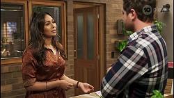 Dipi Rebecchi, Shane Rebecchi in Neighbours Episode 8556