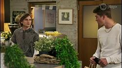 Brent Colefax, Hendrix Greyson in Neighbours Episode 8556