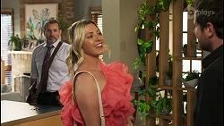 Toadie Rebecchi, Amy Greenwood, Shane Rebecchi in Neighbours Episode 8556