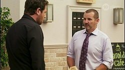 Shane Rebecchi, Toadie Rebecchi in Neighbours Episode 8556