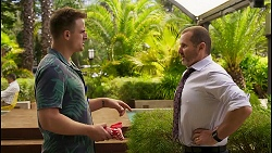 Kyle Canning, Toadie Rebecchi in Neighbours Episode 8557