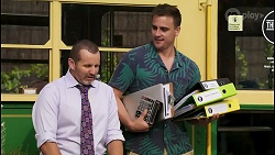 Toadie Rebecchi, Kyle Canning in Neighbours Episode 8557