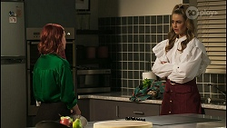 Nicolette Stone, Chloe Brennan in Neighbours Episode 8558