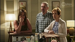Bea Nilsson, Karl Kennedy, Susan Kennedy in Neighbours Episode 8558