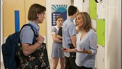 Brent Colefax, Jane Harris in Neighbours Episode 8558