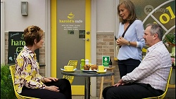 Susan Kennedy, Jane Harris, Karl Kennedy in Neighbours Episode 8558