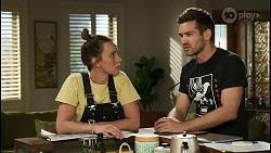 Bea Nilsson, Ned Willis in Neighbours Episode 8559