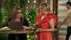Terese Willis, Amy Greenwood in Neighbours Episode 8559