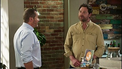 Toadie Rebecchi, Shane Rebecchi in Neighbours Episode 8560
