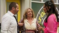 Toadie Rebecchi, Melanie Pearson, Dipi Rebecchi in Neighbours Episode 8562