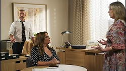 Toadie Rebecchi, Terese Willis, Melanie Pearson in Neighbours Episode 8562