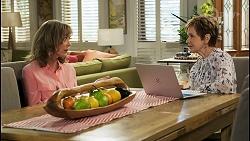 Jane Harris, Susan Kennedy in Neighbours Episode 8563