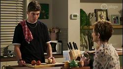 Hendrix Greyson, Susan Kennedy in Neighbours Episode 8563