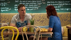 Kyle Canning, Nicolette Stone in Neighbours Episode 8563
