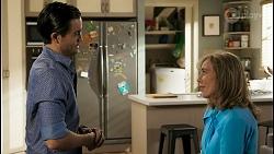 David Tanaka, Jane Harris in Neighbours Episode 8564