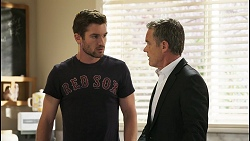 Ned Willis, Paul Robinson in Neighbours Episode 8564