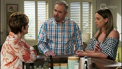 Susan Kennedy, Karl Kennedy, Bea Nilsson in Neighbours Episode 8564